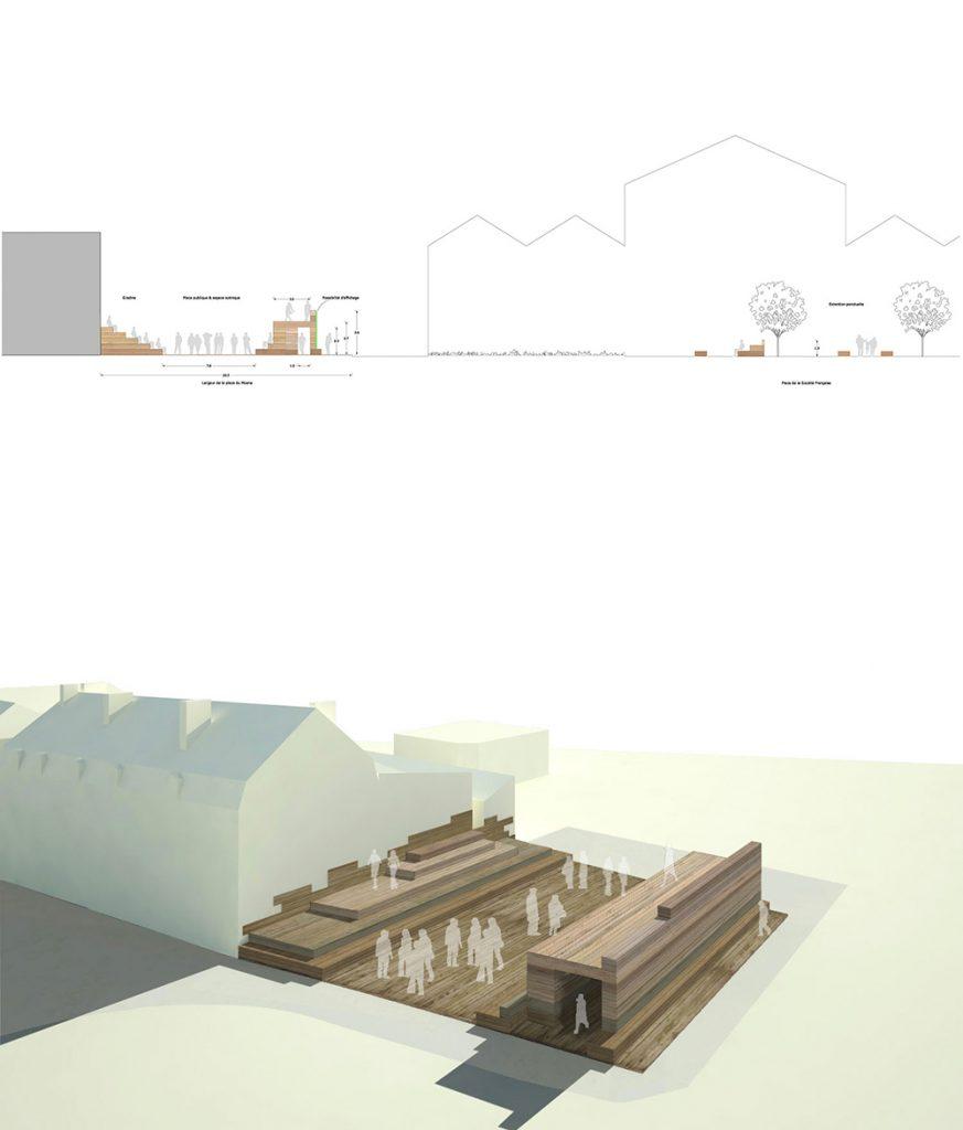 vierzon tude urbaine centre ville think tank architecture paysage urbanisme. Black Bedroom Furniture Sets. Home Design Ideas