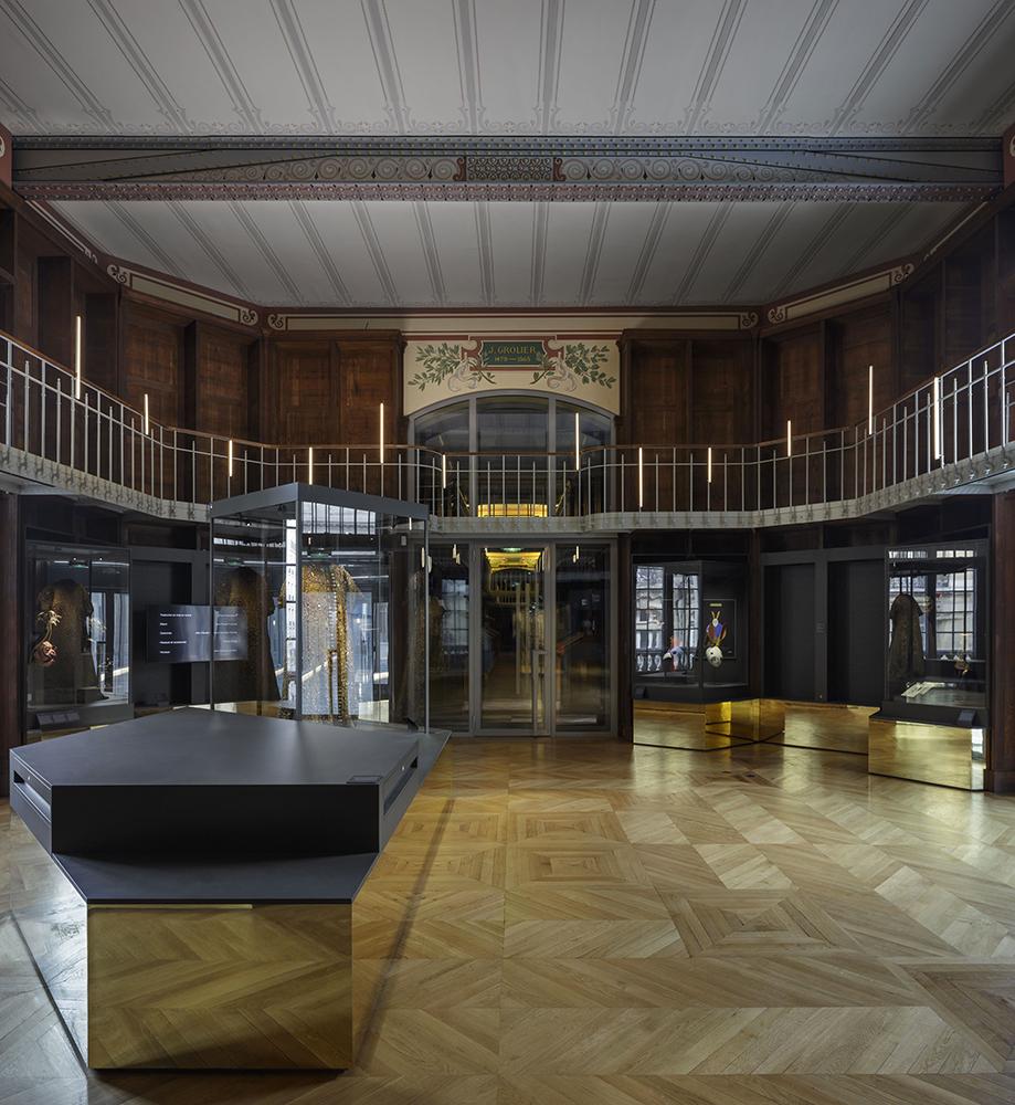 paris rotonde des arts du spectacle bnf richelieu think tank architecture paysage urbanisme. Black Bedroom Furniture Sets. Home Design Ideas