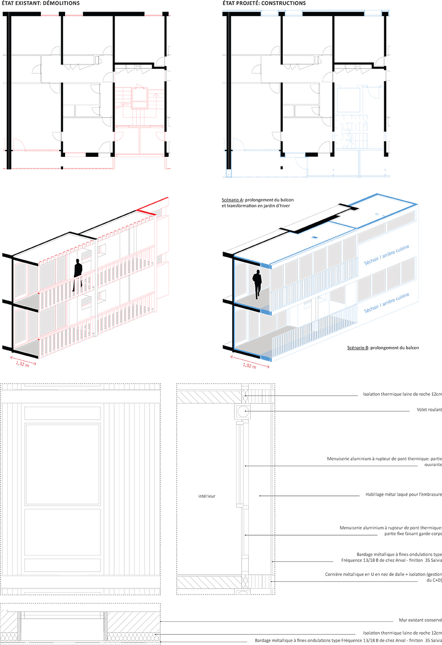 annecy 49 logements meythet think tank architecture paysage urbanisme. Black Bedroom Furniture Sets. Home Design Ideas